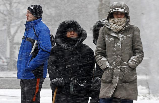 Rezultat slika za temperatura minus 11