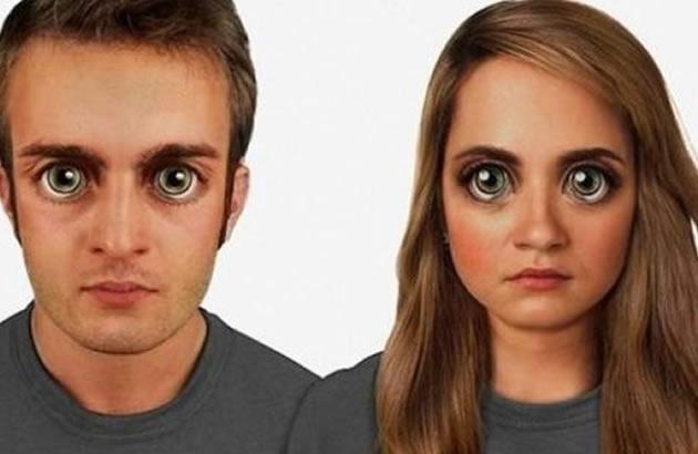 Kako ćemo izgledati za 100.000 godina N70229